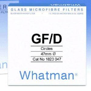FILTRI IN MICROFIBRA DI VETRO GF/D